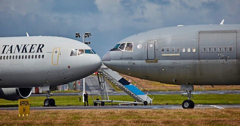 And So We Meet at Prestwick Airport - 2 July 2016