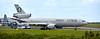 Air McDonnell Douglas DC-10-40 Omega Tanker (N974VV) at Prestwick Airport - 7 June 2017
