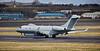 RAF Bombardier Sentinel R1 (ZJ690) at Prestwick Airport - 5 April 2018