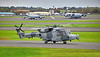 Army AgustaWestland AW159 Wildcat AH1 (ZZ521) at Prestwick Airport - 14 October 2021