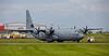 Lockheed Martin Super Hercules at Prestwick Airport - 6 August 2015