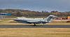 RAF Bombardier Sentinel R1 (ZJ690) at Prestwick Airport - 5 April 2018