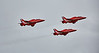 Red Arrows at Prestwick Airshow - 3 September 2016