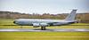 USAF Boeing KC-135R Stratotanker (0317) at Prestwick Airport - 8 December 2020