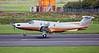 Pilatus PC-12/45 (N422MU) - at Prestwick Airport - 29 August 2018