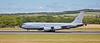 USAF Boeing KC-135R Stratotanker (63-7993) Serial #: 18610 at Prestwick Airport - 9 July 2018