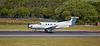 Pilatus PC-12/47E (HB-FSP) at Prestwick Airport - 9 July 2018