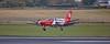 Maritime and Coastguard Agency Cessna 404 Titan II (G-EXEX) arriving Prestwick - 20 October 2015