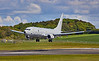 RAF Boeing P-8A Poseidon (ZP805) at Prestwick Airport - 18 May 2021