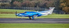 Pilatus PC-12/47E (HB-FQI) at Prestwick Airport - 11 October 2019