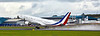 French Air Force A332 F-RARF at Prestwick Airport - 8 October 2020