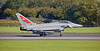 RAF Eurofighter Typhoon FGR.4 (ZK318) at Prestwick Airport - 31 August 2018