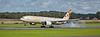 Etihad Cargo Boeing 777-FFX (A6-DDD) at Prestwick Airport - 29 August 2018