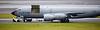 USAF Boeing KC-135R Stratotanker (1450) at Prestwick Airport - 8 December 2020