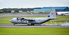 Royal Canadian Air Force C-130 (130606) at Prestwick Airport - 29 July 2020