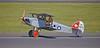 Hawker Fury Mk.I (K5671) at Prestwick Airport - 22 May 2019