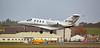 Cessna 525 CitationJet CJ1+ (M-TEAM) at Prestwick - 20 October 2015