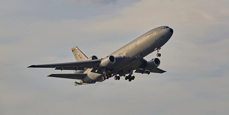 McDonnell Douglas KC-10A Extender (85-0028)  at Prestwick Airport - 2 September 2017