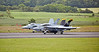 US F/A-18F Super Hornets departing Prestwick Airport - 7 June 2017