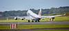 Cargolux (747-4R7F) 'City of Walferdange' at Prestwick Airport - 6 August 2015