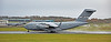 US Air Force Boeing C-17A Globemaster III (006-6157) at Prestwick Airport - 8 December 2020