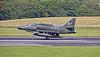 A4N Skyhawk at Prestwick Airport - 6 August 2015