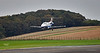 Royal Air Force Embraer Phenom T.1 (ZM336) at Prestwick Airport - 14 October 2021