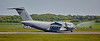 Boeing C-17A Globemaster III (99-0168) at Prestwick Airport - 5 June 2016