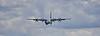 RCAF Lockheed Martin Hercules CC-130J (130614) at Prestwick Airport - 18 May 2021