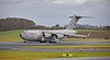 US Air Force Boeing C-17A Globemaster III (03-3119) at Prestwick Airport - 8 December 2020