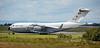 Kuwait Air Force (KAF343) Boeing C-17A Globemaster III at Prestwick Airport - 10 July 2020