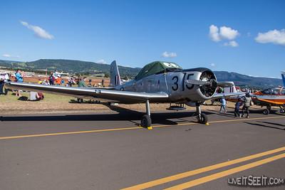 VH-EAD, CA-25 Winjeel on loan to HARS