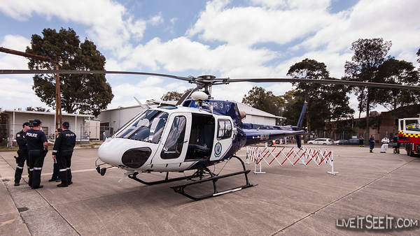 NSW Polair 3 - Airwing Open Day 2012