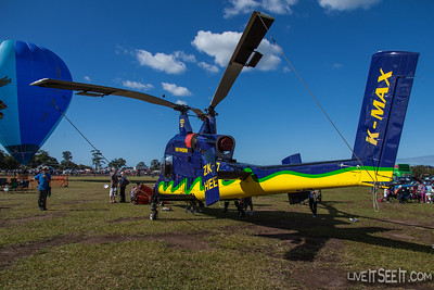 Helitack 217, Operated by Skywork (NZ) for NSW Rural Fire Service