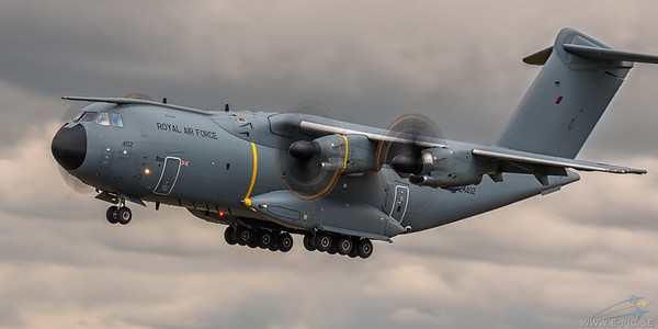 Airbus A400M Atlas, RAF UK