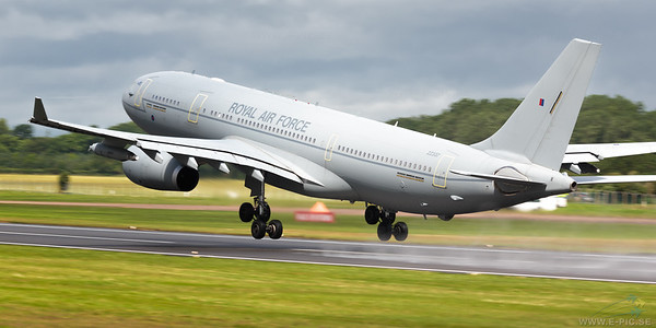 Airbus KC2 Voyager (A330-243MRTT), RAF