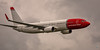 Boeing 737-800, Norwegian Air Shuttle, LN-NGX
