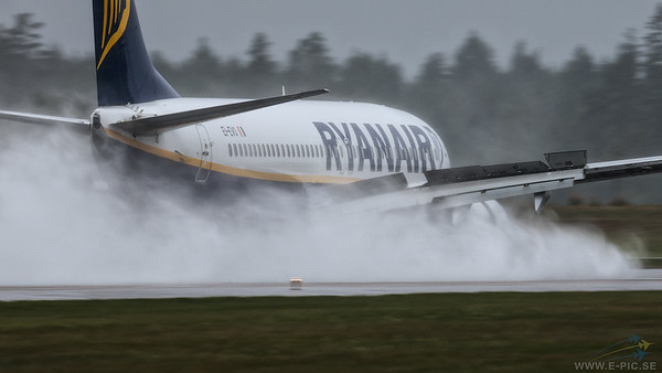 Boeing 737-8AS, Ryanair, EI-EVO
