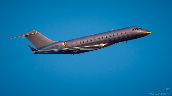 Bombardier BD-700-1A11 Global 5000 - N103ZZ