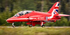 Red Arrows - British Aerospace Hawk T1