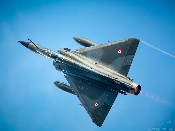 """Mirage 2000N - Ramex Delta - French Airforce<br /> <br /> More Mirage 2000 images here: <a href=""""http://www.e-pic.se/Aircraft/Aircraft-sorted-by-type/Dassault/Dassault-Mirage-2000"""">http://www.e-pic.se/Aircraft/Aircraft-sorted-by-type/Dassault/Dassault-Mirage-2000</a><br /> <br /> #Dassault #Mirage #Mirage2000 #Fighter #RamexDelta #Ramex #Aircraft #Aviation #Military #Airforce #FrenchAirforce #E_PIC_SE"""