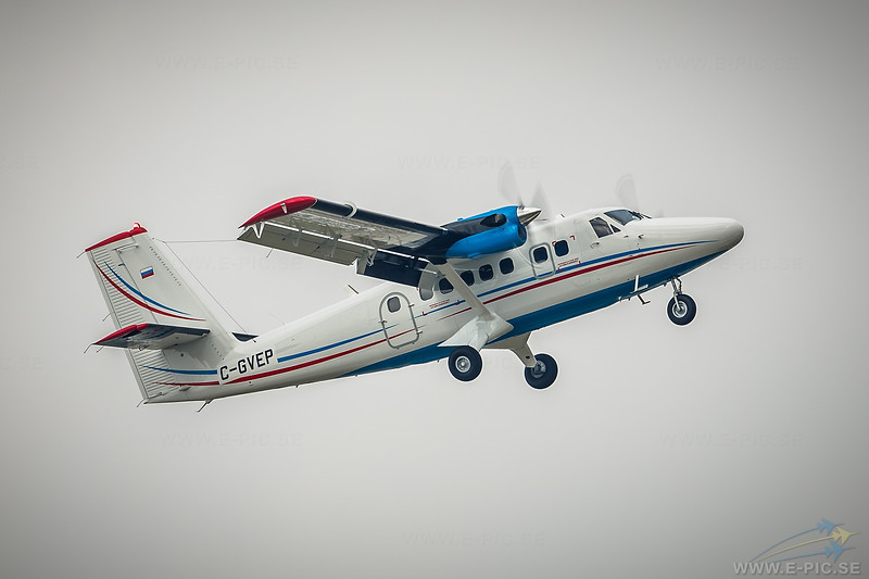 De Havilland Canada (Viking) DHC-6-400 Twin Otter
