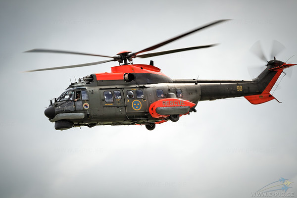 Eurocopter AS332 Super Puma, HKP 10