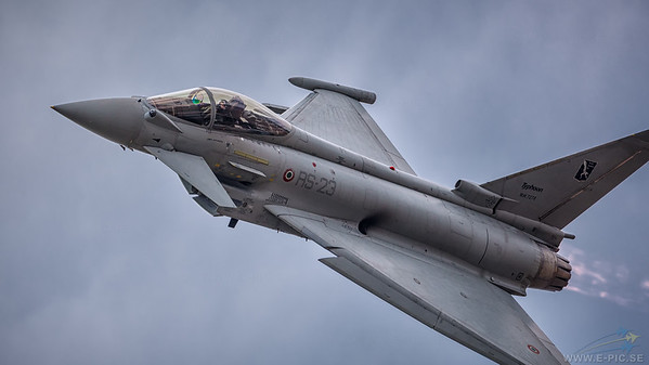 Eurofighter F-2000A Typhoon (EF-2000S), Italian Airforce