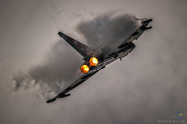 Eurofighter Typhoon FGR.4 - RAF