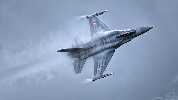 General Dynamics F-16C block 52 Fighting Falcon, Poland