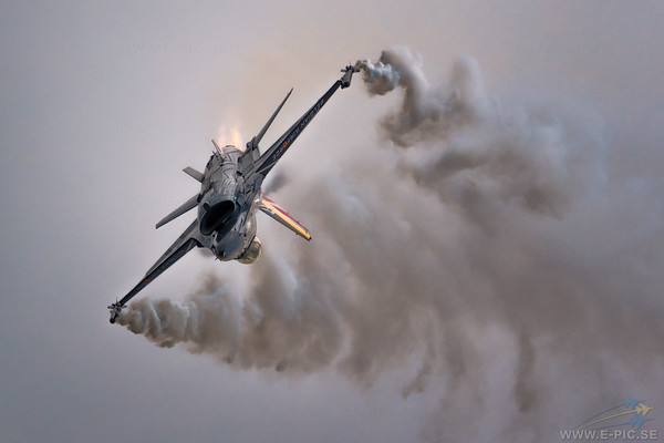 Lockheed Martin F-16AM Fighting Falcon, Belgium
