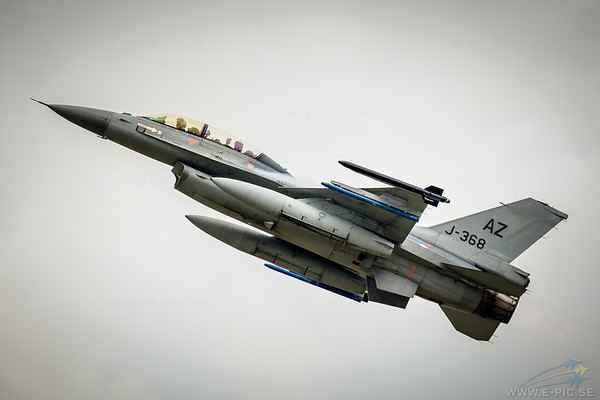 General Dynamics (Fokker) F-16BM Fighting Falcon