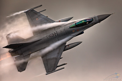 General Dynamics - F-16AM Fighting Falcon - Norwegian Air Force