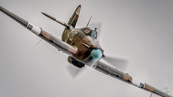 Hawker Hurricane Mk2C - UK